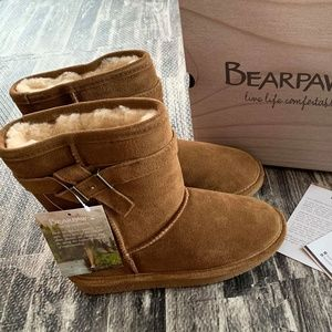 Bearpaw Val Hickory II 220 Boots Girls Youth